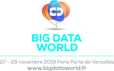 Conférence AEKIDEN le 28/11 au salon Big Data World