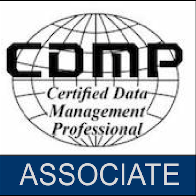 Logo Certification Dama Associate